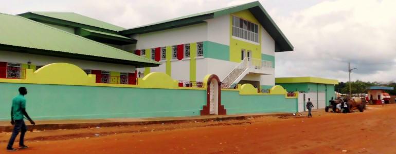 Nové Noma centrum v Guineji-Bissau