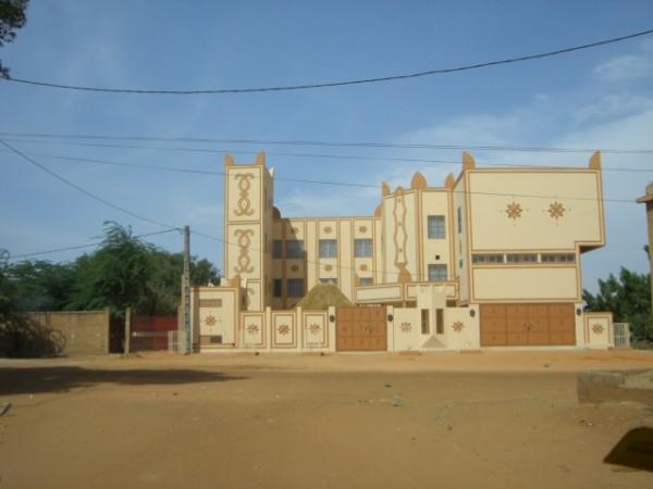 Školicí středisko v Niamey