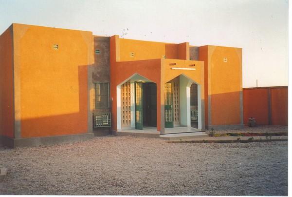 Dětské záchytné středisko v Maradi bylo otevřeno v roce 2000