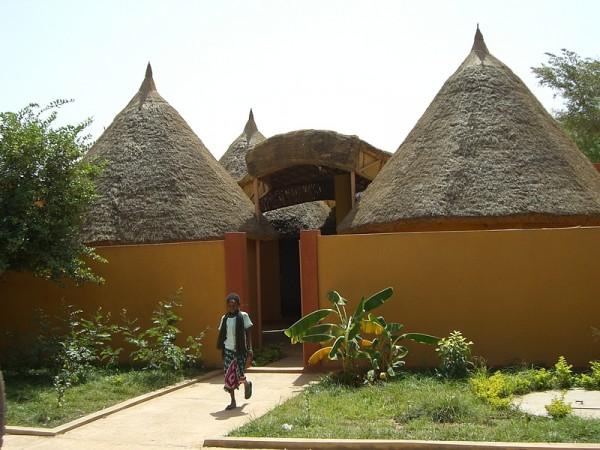 Dětské záchytné středisko Petera Ustinova v Niamey